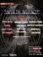"Highway to Hell Production presents... ""UNDER THE INFLUENCES"""