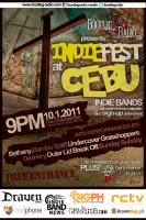 Bootleg-Radio.com presents INDIE Fest @ Cebu