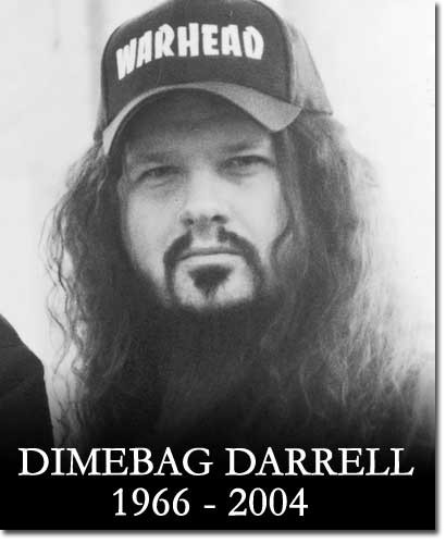 dimebag darrell  music