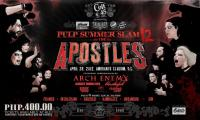PULP SUMMERSLAM 2012: THE APOSTLES