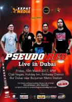 Pseudo Red Live In Dubai!