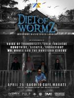 Seven Seal Entertainment: Diet of Wormz INSIDIOUS Music Video Launch