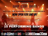 Cavmusicorg: Drag Down Drugs