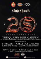 Slapshock 20th Anniversary Tour: The Quarry Beer Garden