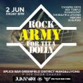 Rock Army For Tita Dolly