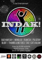 G Live!: Indak