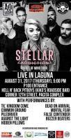 Stellar Addiction: State of Mind Tour Laguna Leg