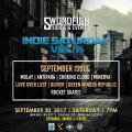 Swordfish Studios & Events: Indie Saturday Vol. X