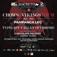 Crows & Viking Tour: Pampanga Leg