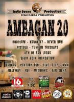 Indie Scene X Tear Karga Productions: Ambagan 2.0