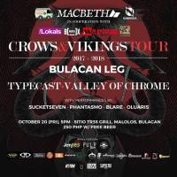 Crows & Viking Tour: Bulacan Leg