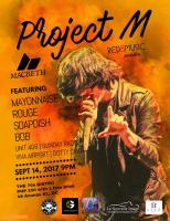 Red8Music Production: Project M