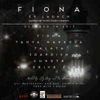 Fiona EP Launch