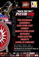 Rock The BGC Pseudo Red Album Tour