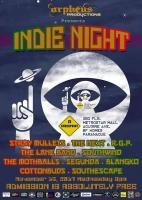 Orpheus Production: Indie Night