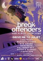 Break Offenders USB Album Launch