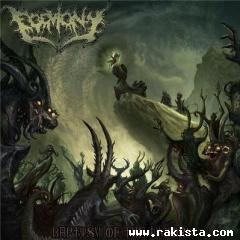 EGENOMY - Baptism Of The Unborn (2009)