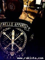 Othello Apparel x Vendetta