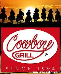 Cowboy-Grill