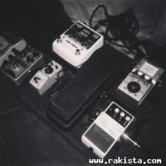 My pedal board